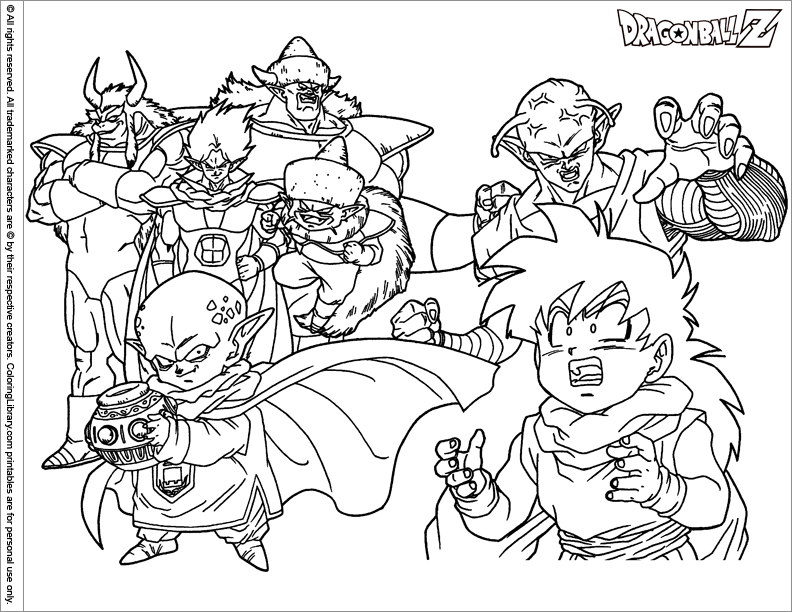 792x612 Dragon Ball Z