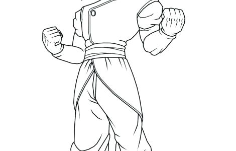 470x300 Dragon Ball Z Kai Coloring Pages Coloring Pages Of Dragon Ball Z
