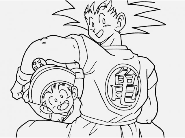 640x480 Dragon Ball Super Coloring Pages Concept Coloring Pages Dragon