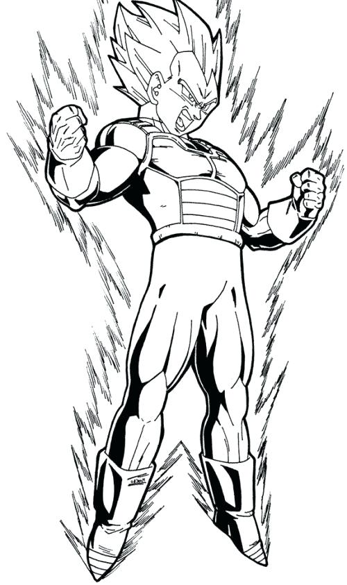 500x843 Dragon Ball Gt Coloring Pages