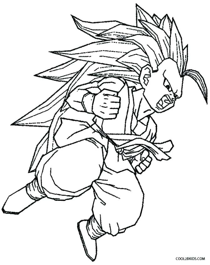 670x846 Dbz Coloring Pages Beautiful Coloring Page Print Pages Printable