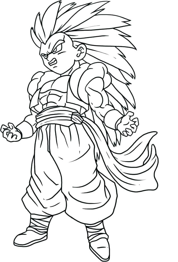 625x920 Dbz Coloring Pages Coloring Pages Printable Dragon Ball Coloring
