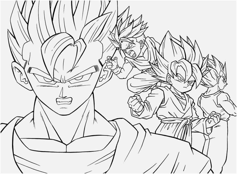 827x609 The Ideal Images Dragon Ball Super Coloring Pages Expensive