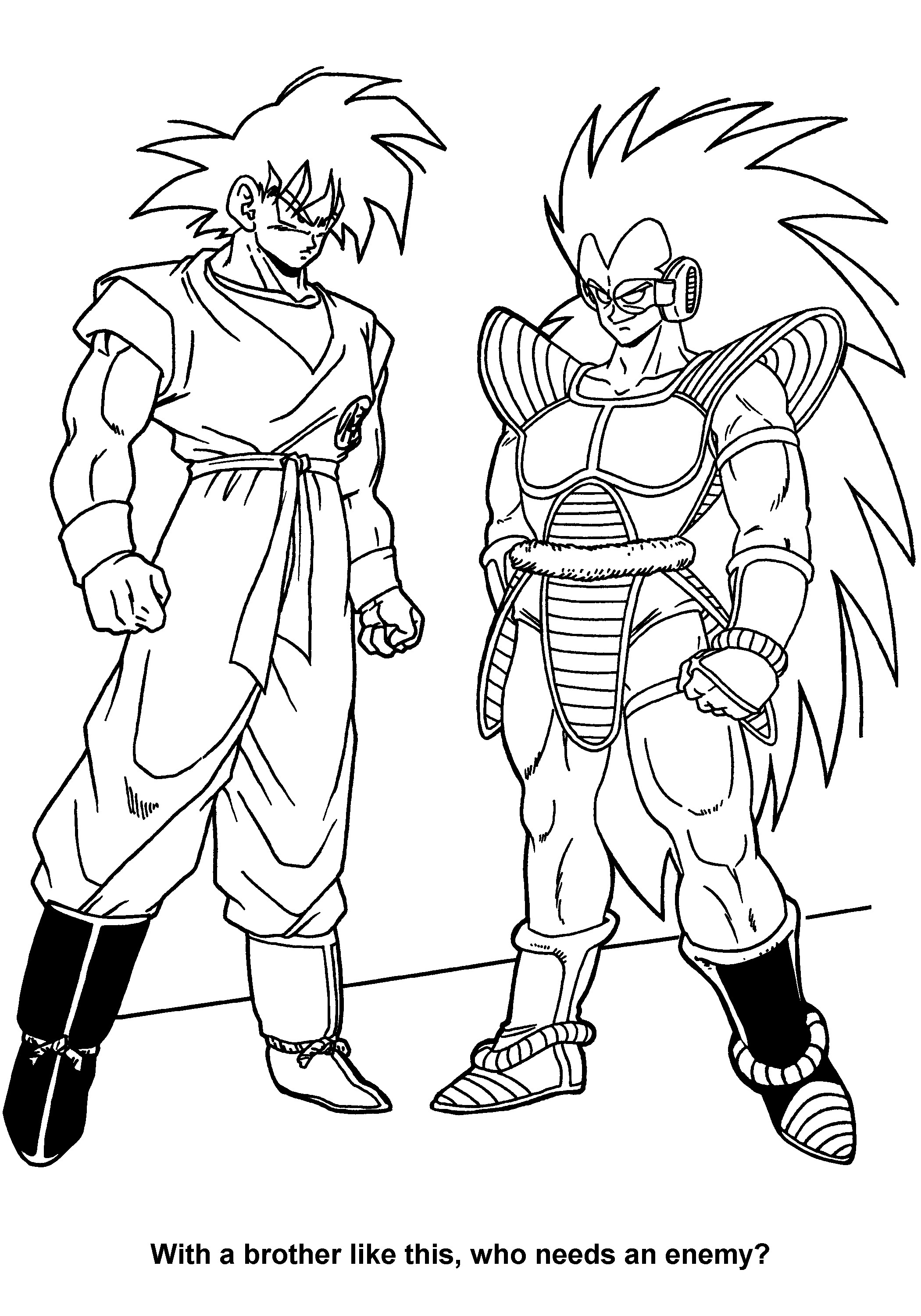 2100x3000 Dragon Ball Z Coloring Pages Games New Dragon Ball Z Coloring Page