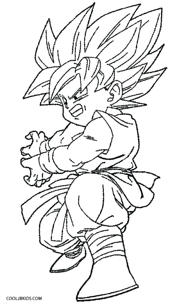 600x1020 Dbz Coloring Games S S S Dragon Ball Z Coloring Pages Goku Games