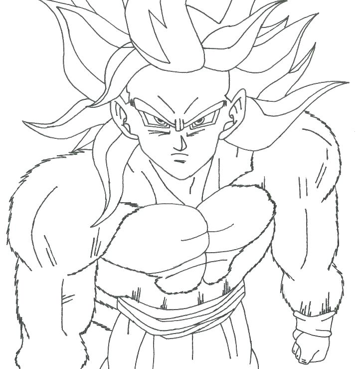 728x739 Dragon Ball Z Coloring Pages Goku Coloring Pages Printable Dragon