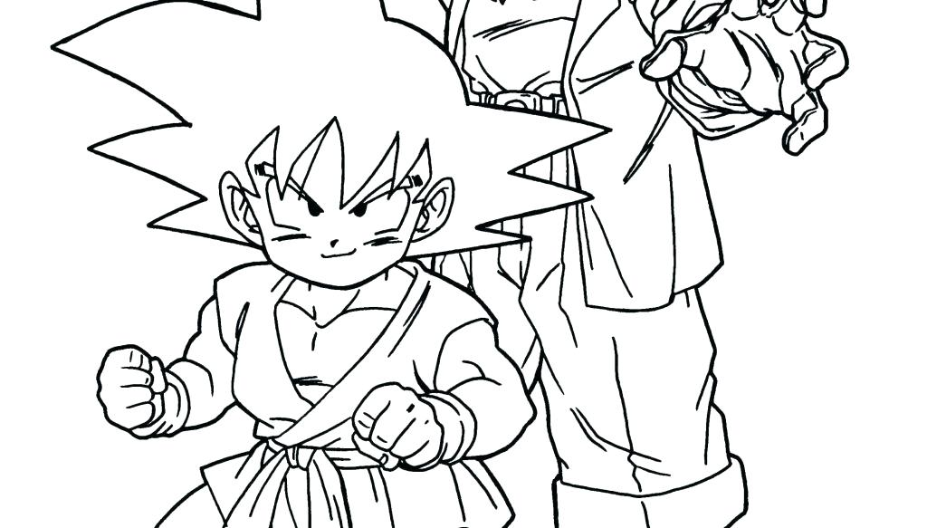 1024x583 Dragon Ball Gt Coloring Pages Printable Dragon Ball Z Coloring