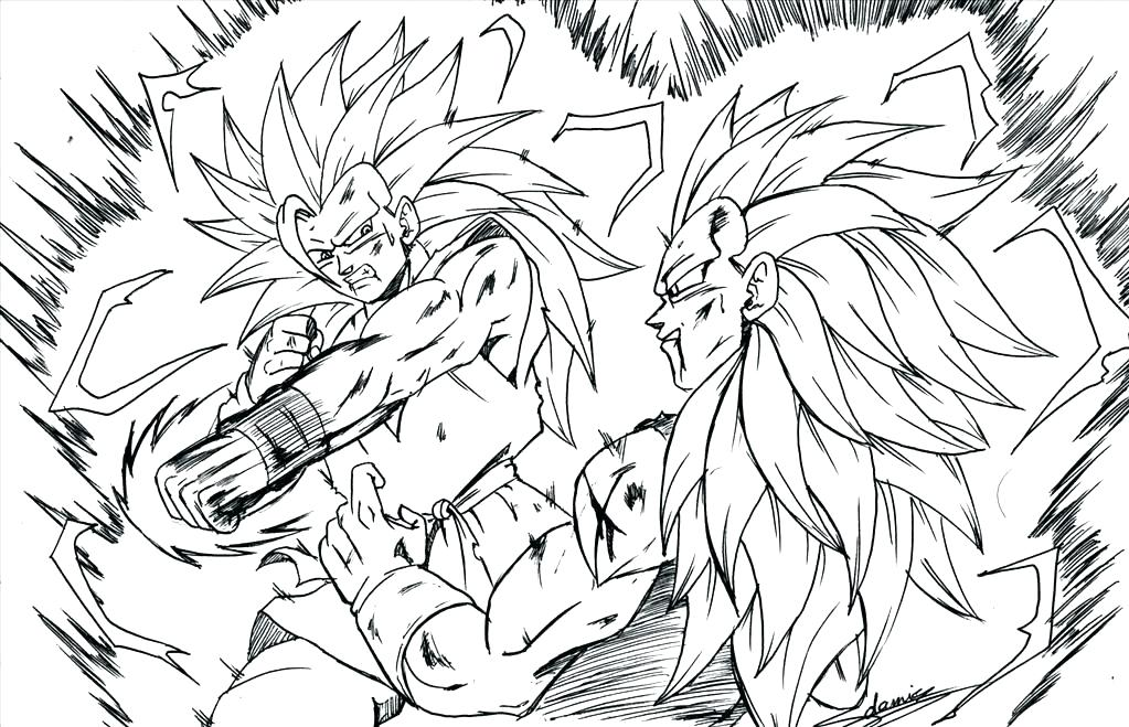 1023x659 Dragonball Z Coloring Pages Dragon Ball Z Coloring Books Also Best