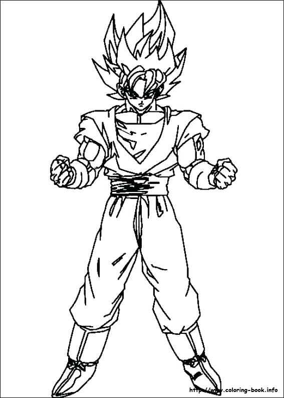 567x794 Vegeta Coloring Pages Dragon Ball Z Coloring Pages On Book Info