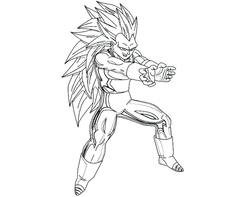 800x667 Vegeta Coloring Pages Z Coloring Page Dragon Ball Z Dragon Ball Z