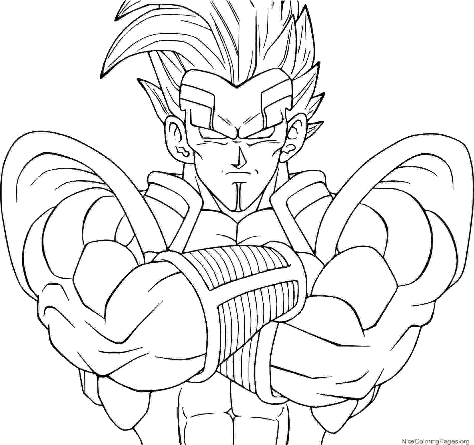 1900x1784 Dragon Ball Z Coloring Pages Vegeta And Goku Many Interesting