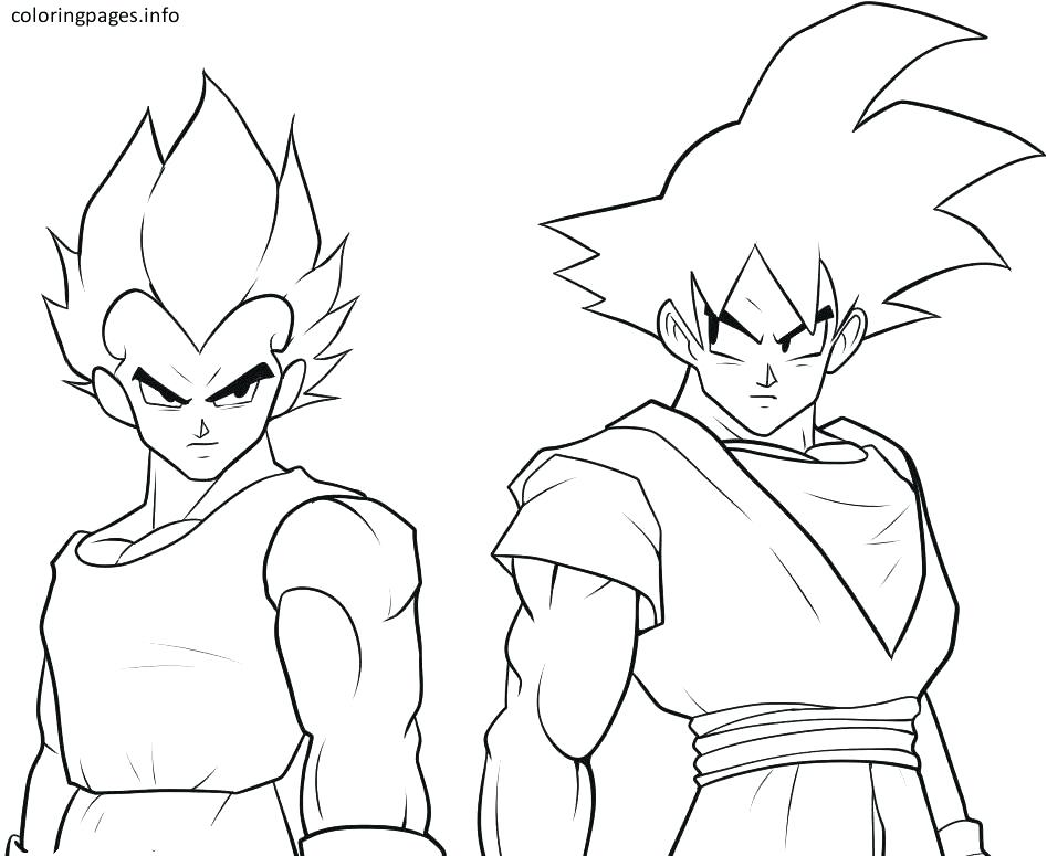 947x775 Dbz Coloring Pages Black Coloring Pages Dragon Ball Z Kai Coloring