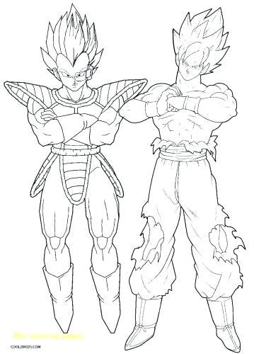 359x500 Dragon Ball Z Coloring Pages Goku Super Saiyan Best Of Medium