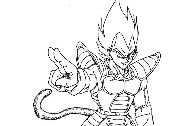 Free Coloring Pages Of Goku Super Saiyan 3: Dragon Ball Z Super Saiyan Coloring Pages At GetDrawings