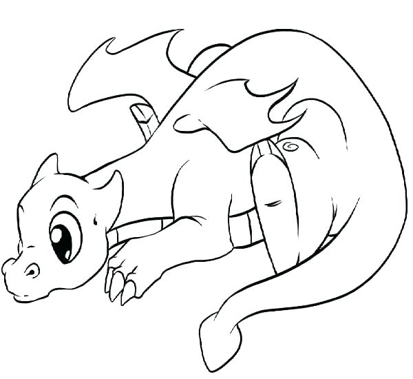 600x550 Head Coloring Page Head Coloring Page Chinese Dragon Head Coloring