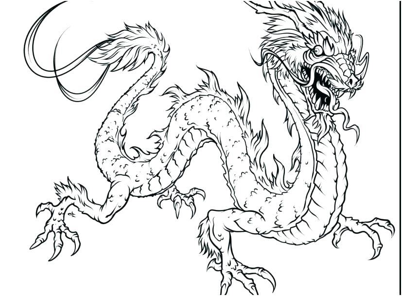 827x609 Dragon City Coloring Pages Coloring Pages Of Dragons Coloring