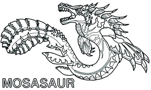 600x360 Dragon Coloring Pages Dragon Coloring Pages Cute Dragon Coloring