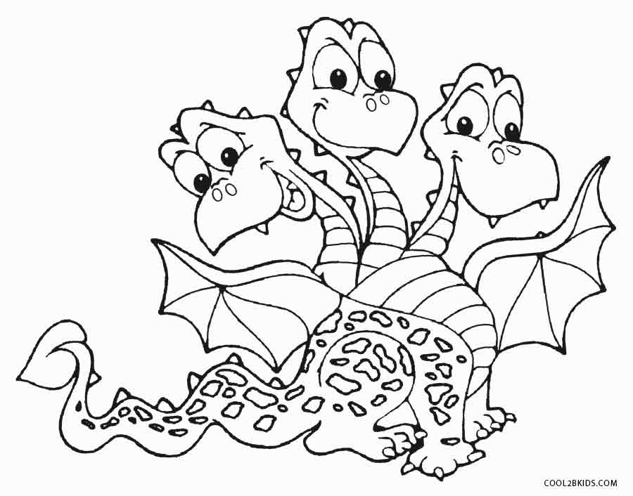 900x706 Dragon Coloring Pages For Adults