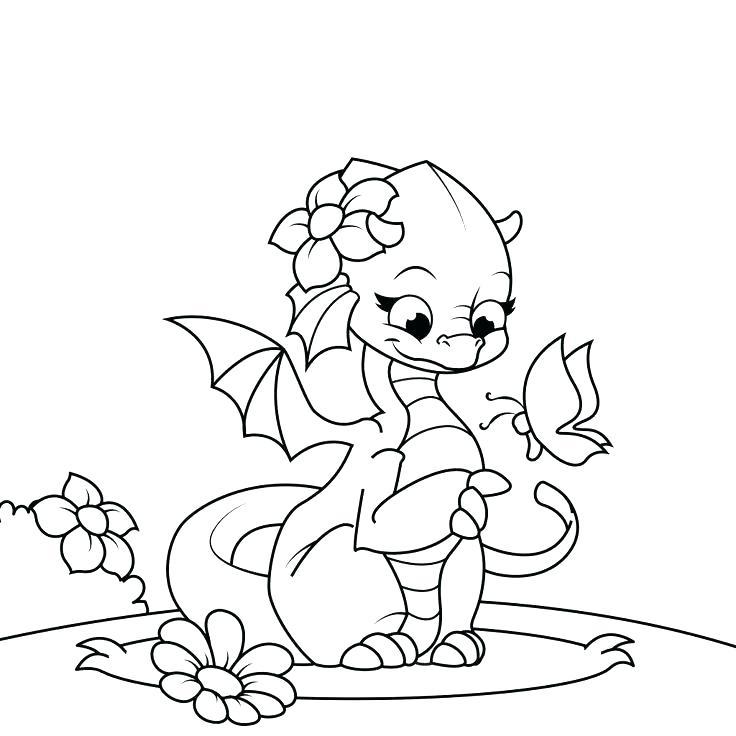 736x736 Kids Free Printable Coloring Pages Beautiful Dragon Coloring Page