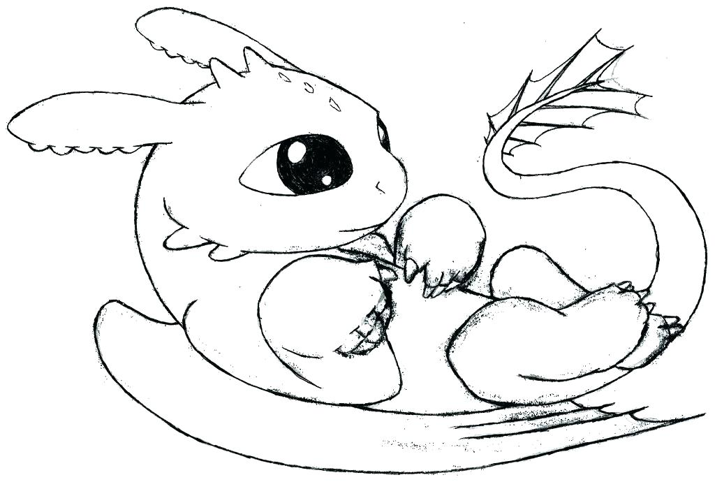 1024x690 Dragon Coloring Page Real Dragon Coloring Pages Color Amazing