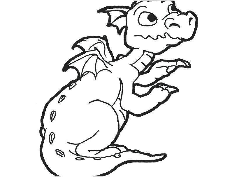 827x609 Num Nom Coloring Pages Coloring Pages Pics Cute Dragon Coloring