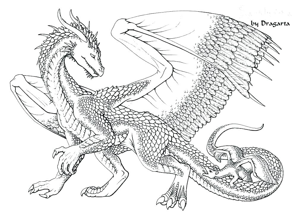 1000x723 Dragon Head Coloring Page Elegant Dragon Head Coloring Page Or New