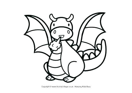 460x325 Chinese New Year Dragon Head Coloring Pages Dragons And Free
