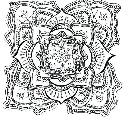 425x388 Coloring Pages For Adults Pdf