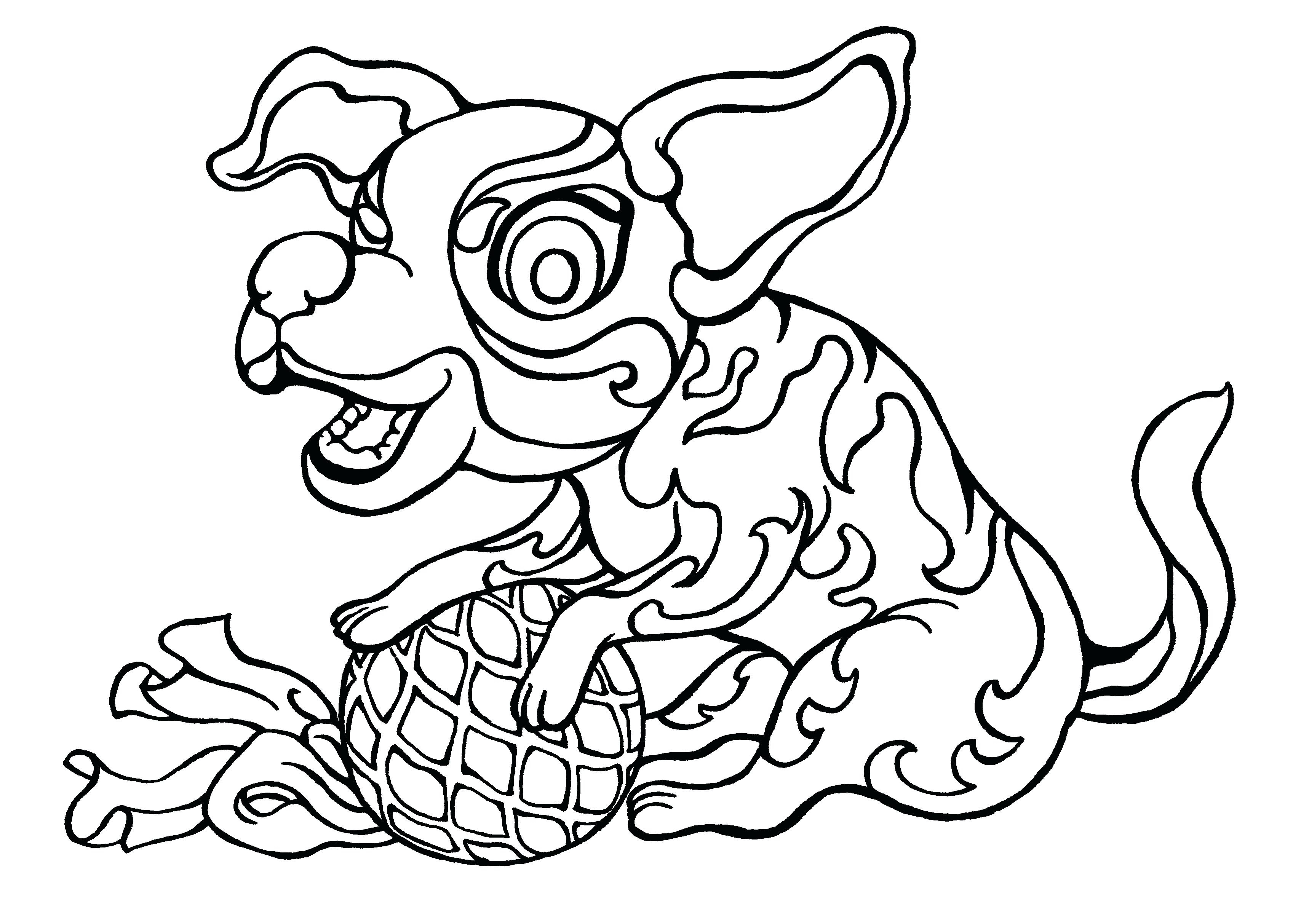 3395x2427 Chinese Dragon Mask Coloring Pages Head Page Size Fire Countries