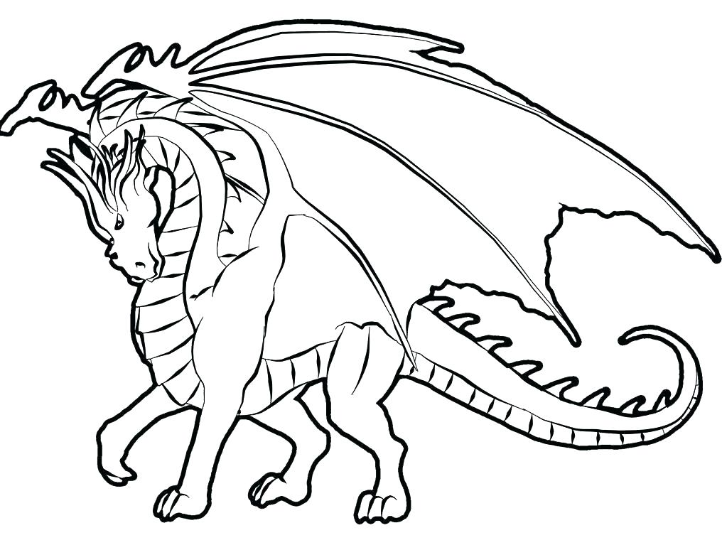 1016x767 Online Coloring Pages Dragons Baby Dragon Coloring Pages Medium