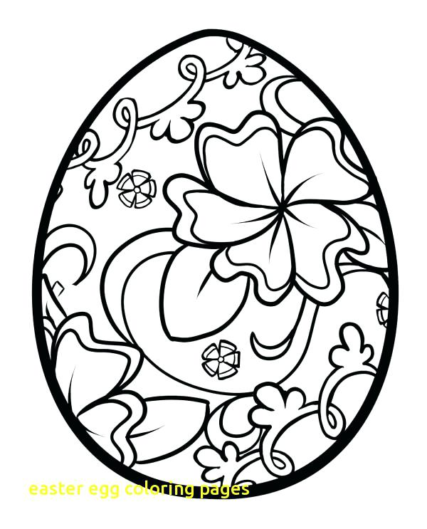 600x743 Egg Coloring Pages Egg Coloring Pictures Egg Coloring Pages Egg
