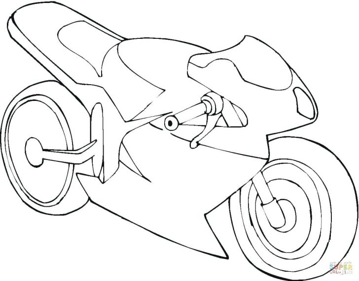 728x571 Printable Dirt Bike Coloring Pages For Kids Cars Color Fun Bikes
