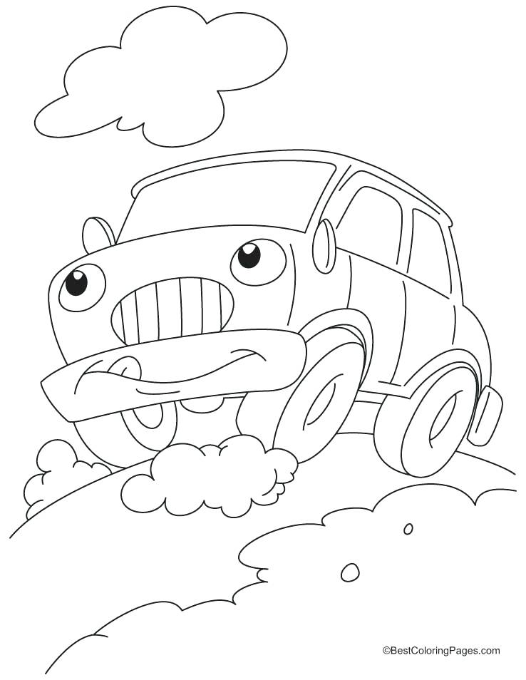 738x954 Coloring Dragster Coloring Pages Funny Car Download Free Top Fuel