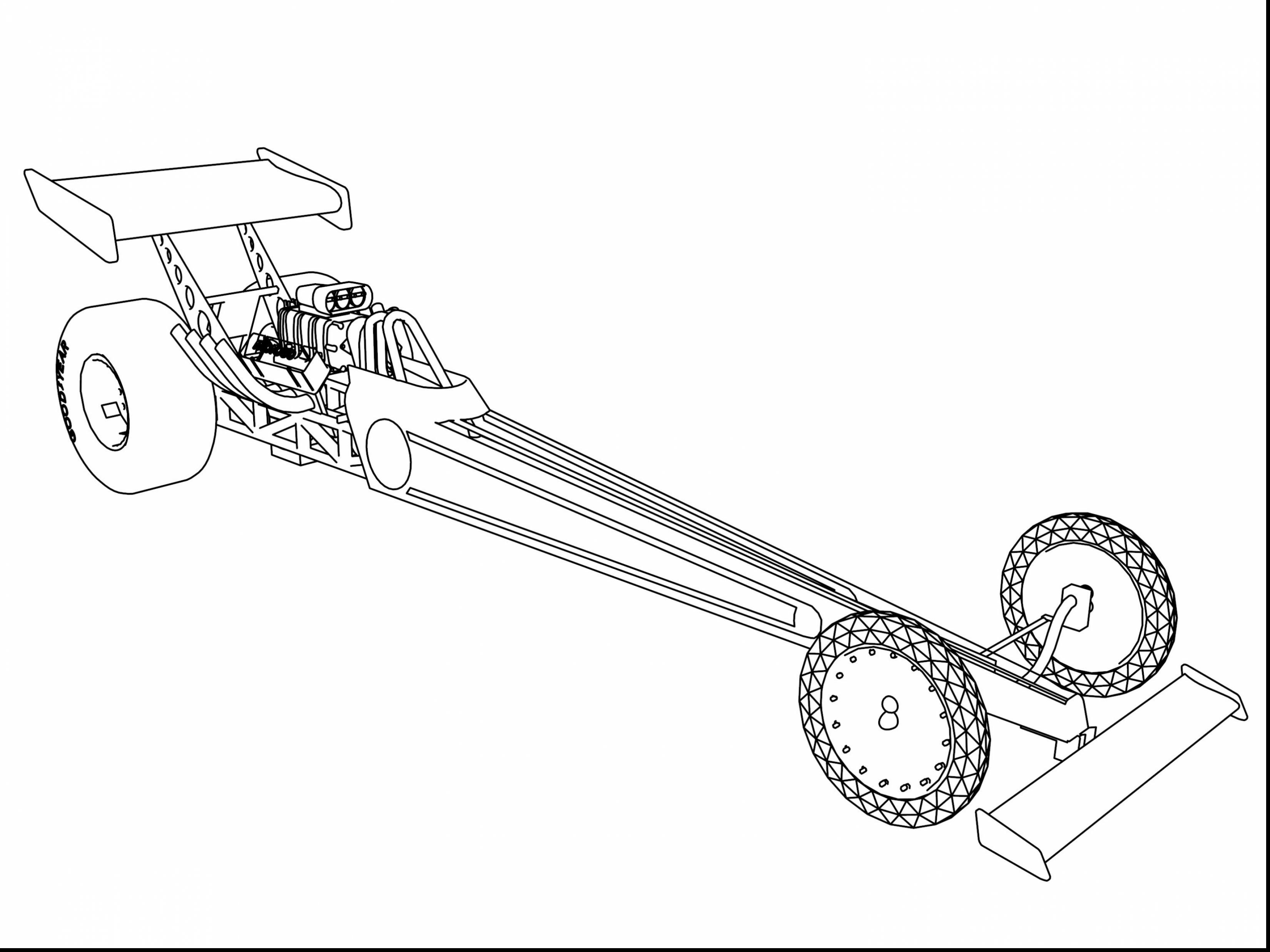 3300x2475 Fresh Good Dragster Race Car Coloring Pages With Race Car Coloring