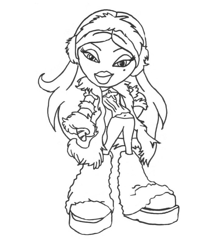 700x800 Total Drama Coloring Pages