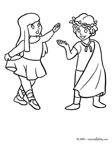 364x470 Drama Lesson Coloring Pages