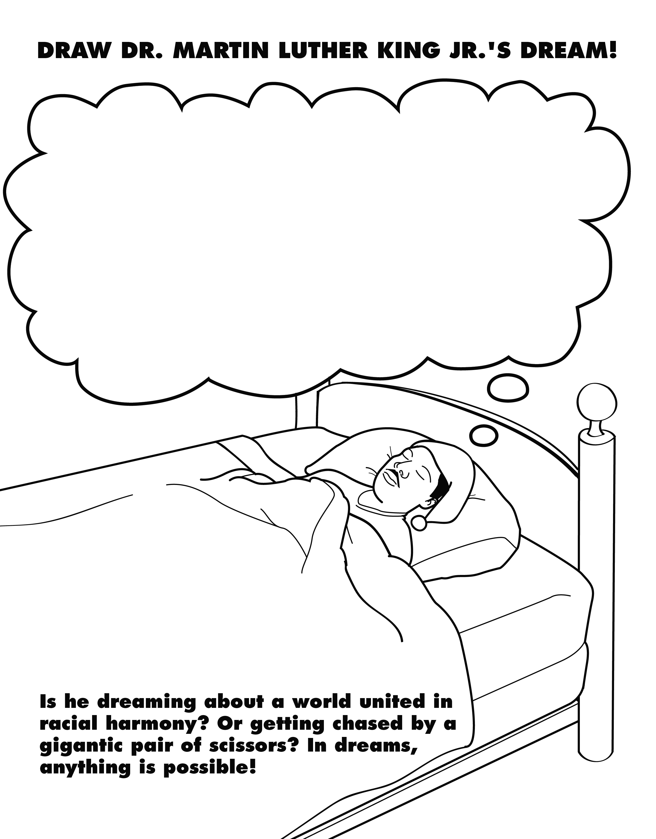 2550x3263 I Have A Dream Coloring Pages Martin Luther King Jr And Worksheets