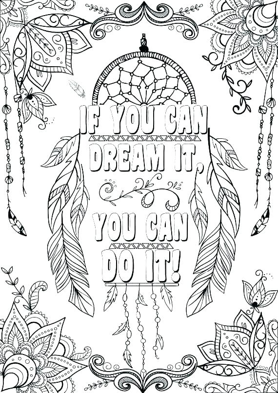 570x807 Coloring Pages Coloring Pages Dream Catchers Coloring Pages Dream