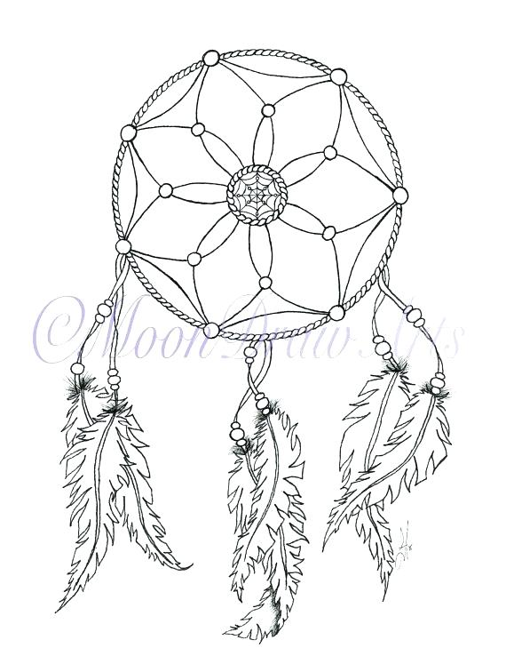 570x738 Coloring Pages Coloring Pages Dream Catchers Coloring Pages Dream