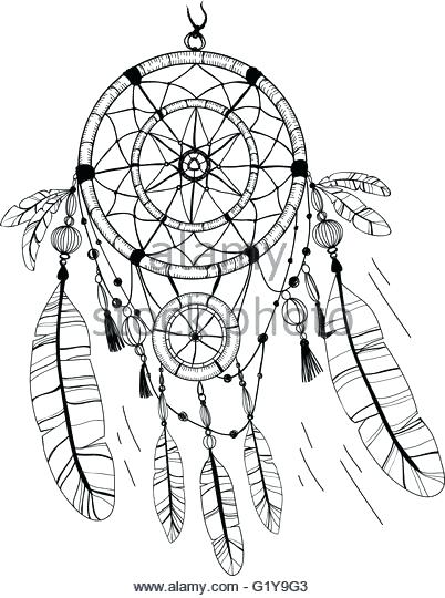 402x540 Dream Catcher Coloring Pages Dream Catcher Printable Best Dream