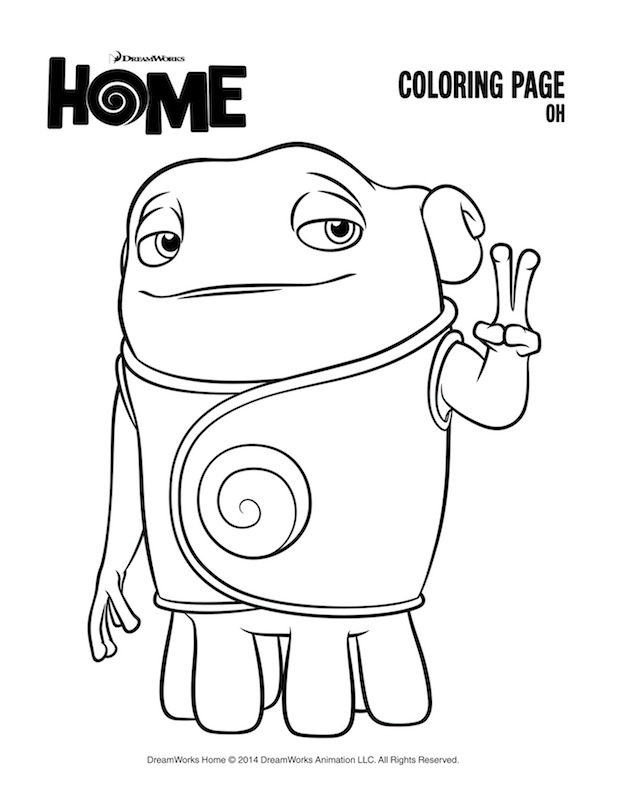 618x800 Home Coloring Pages Best Coloring Pages For Kids Dreamworks