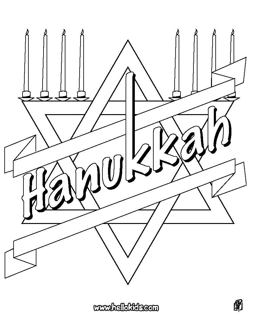 820x1060 Lifetime Hanukkah Pictures To Color Hanukkah C