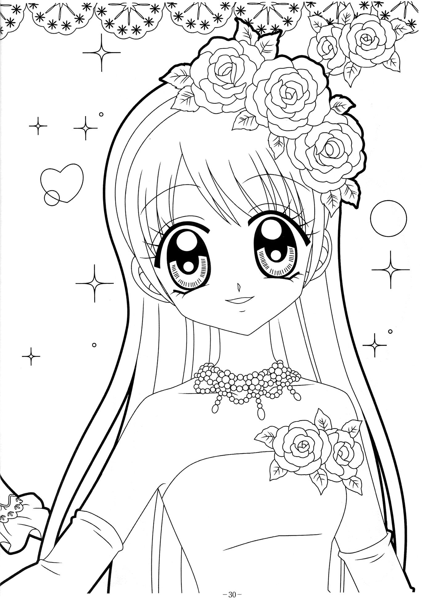 1368x1948 Dress Coloring Page For Girls Awesome Anime Girl Pikachu Dress