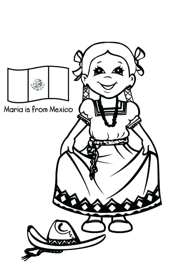 600x847 Pinata Coloring Page Dresses Coloring Pages Beautiful Girl Dress
