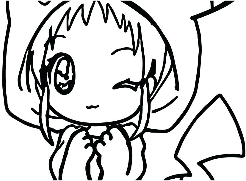 827x609 Cartoon Girl Coloring Pages Anime Girl Dress Coloring Page Boy