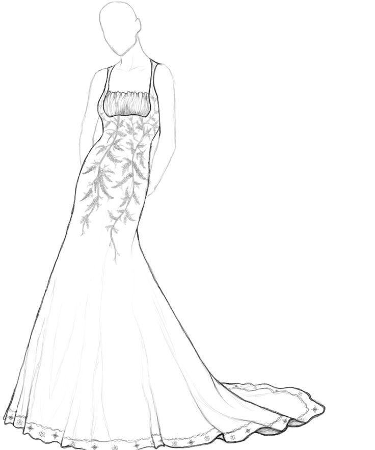 736x883 Wedding Dresses Coloring Pages Wedding Indexs