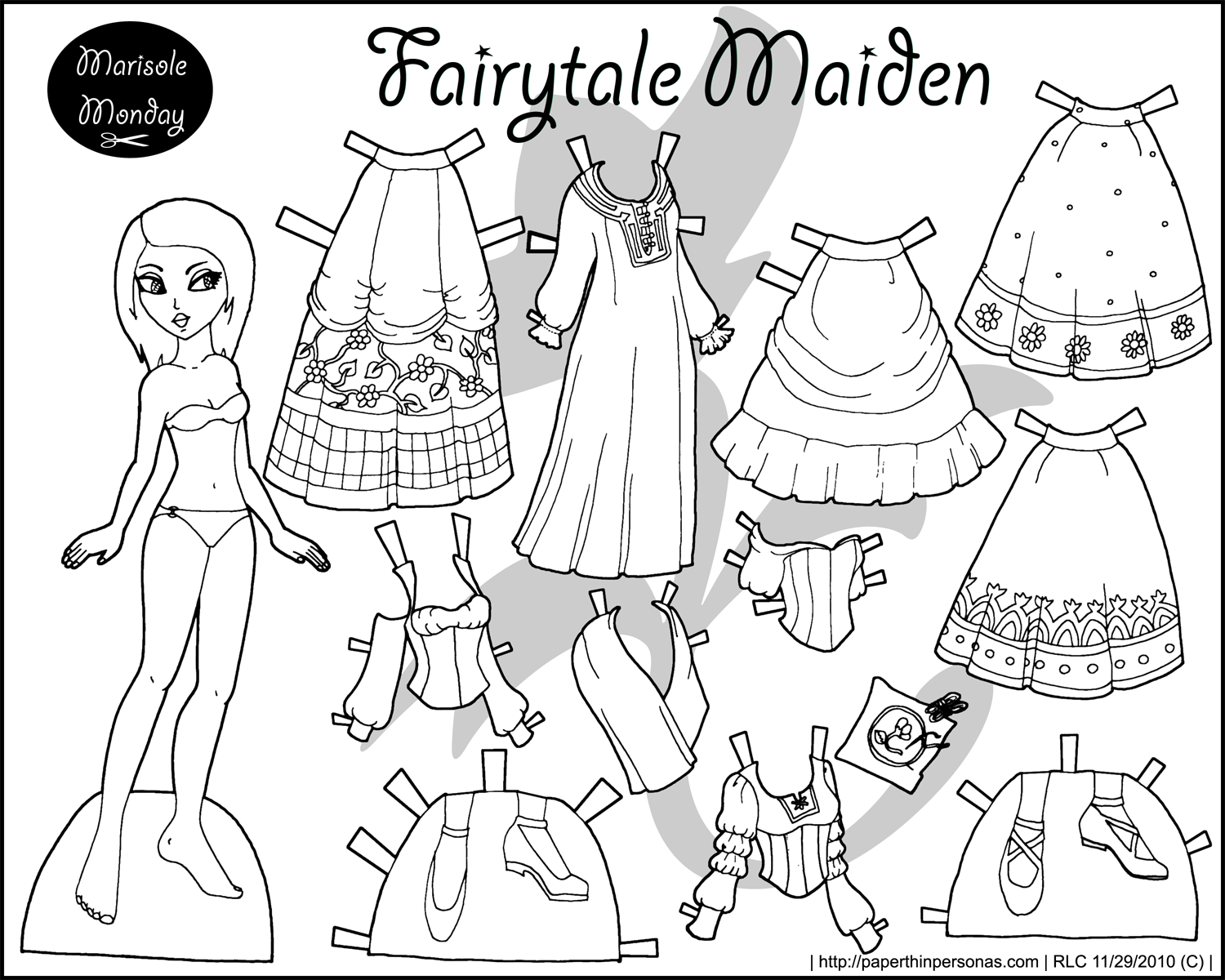 1500x1200 Four Princess Coloring Pages To Print Dress