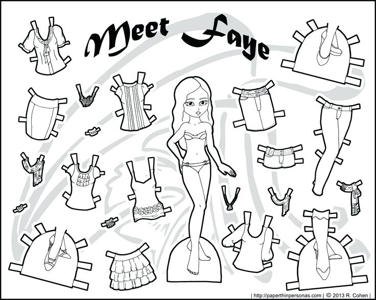 736x588 Barbie Dress Up Coloring Pages Dress Up Coloring Pages To Print