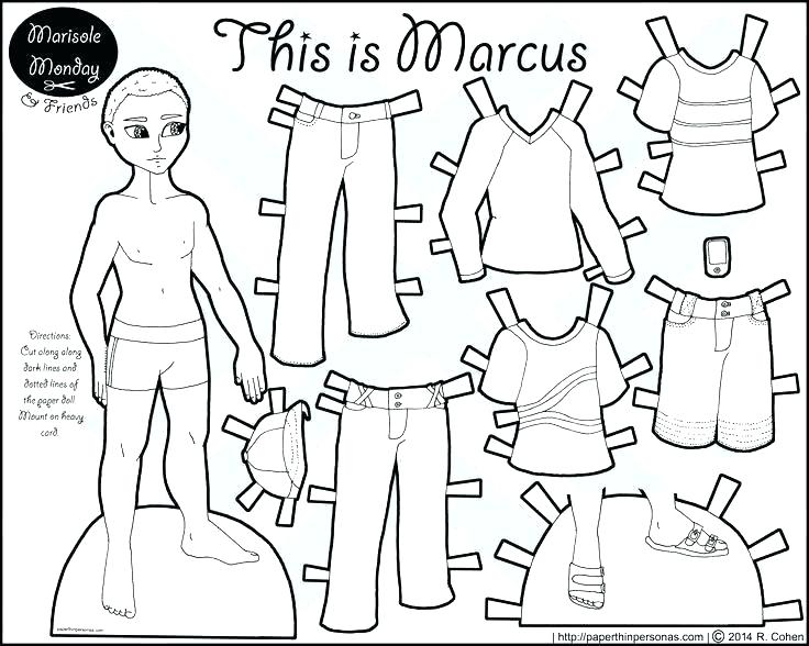 736x588 Dress Up Coloring Pages