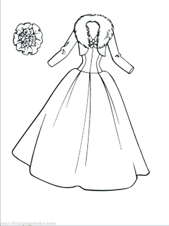 650x868 Coloring Pages Of Dresses Coloring Pages Of Dresses Winter Clothes